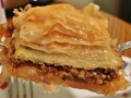 Homemade baklava! It's hard to find good middle eastern baklava in Minnesota. That said, we make pretty good baklava!