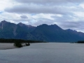 On the drive between Anchorage and Wasilla.