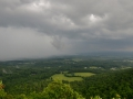 View from the Thatcher Park Escarpment near Albany, NY.