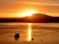 Sunrise in Lake Powell