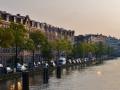Cool buildings in Amsterdam.