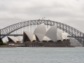The Sydney shot.