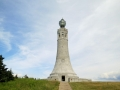 War monument on top of Greylock.