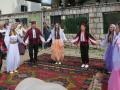 Traditional dress and dance for the folks around Sarajevo.