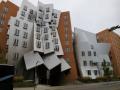 Hilarious MIT building.