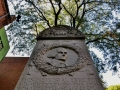 John Hancock has a huge headstone to match his huge signature.