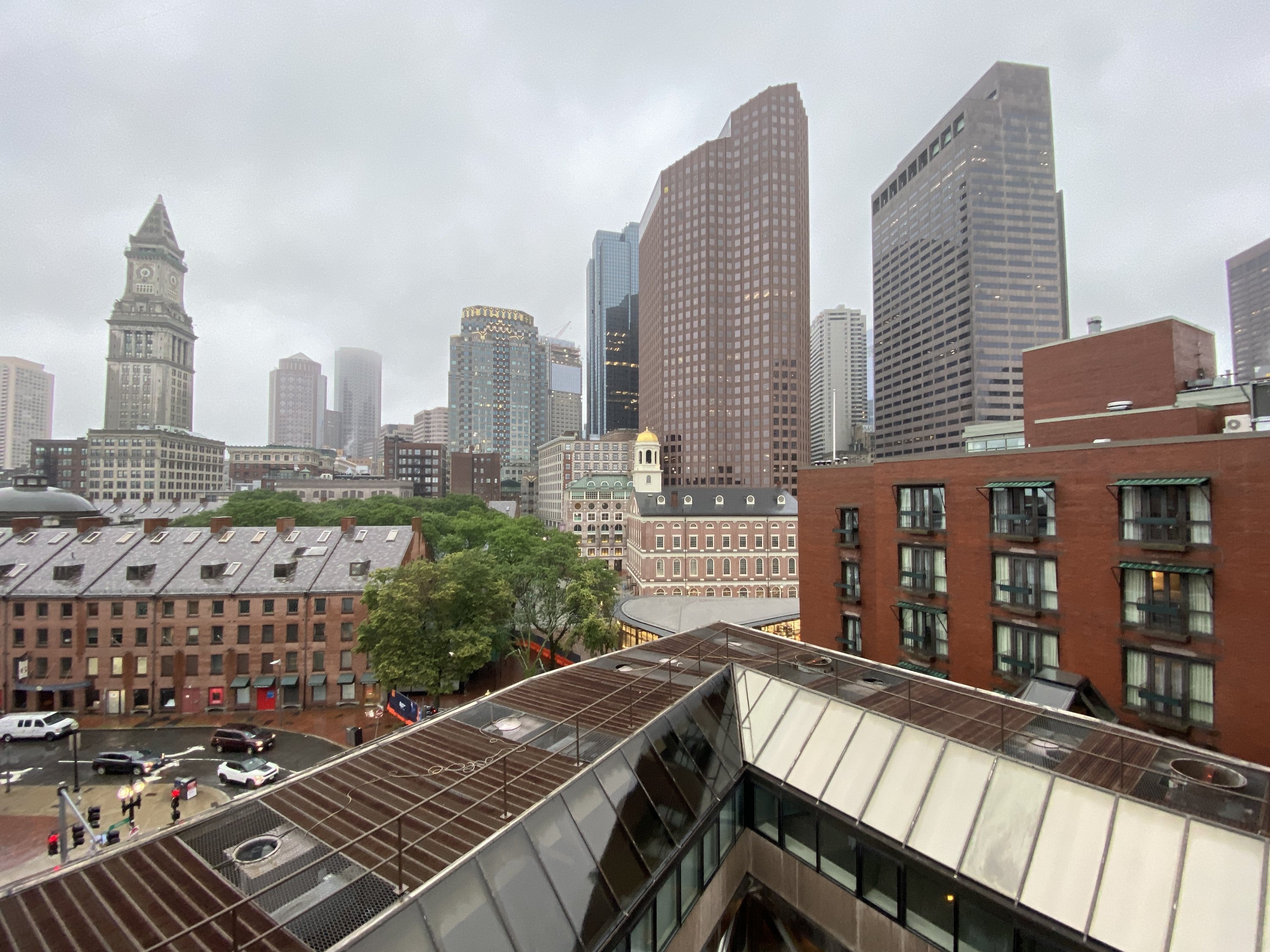 Our downtown view