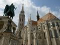 Church above Budapest