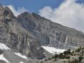 Cool rock feature in the Eastern Sierras.