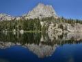 TJ Lake in the Eastern Sierras. A very short hike to a pretty lake.