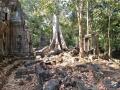 Temple ruin in Siem Reap.