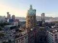 Our loft had a great view of downtown Vancouver and really enjoyed the location.. We had no idea the city was so walkable.