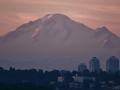 It was neat to see Mt. Baker in the US every day from the comfort of our loft in Vancouver. I had no idea it was possible until we were in Vancouver!