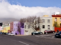 Bo Kaap Neighborhood in Cape Town; settled primarily by Malaysians.