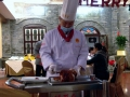 We went and ate a Peking Duck for our 10 year anniversary. Just delicious!!