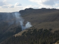 A fire that did not turn into a disaster in RMNP.