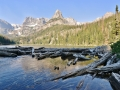 Odessa Lake in Rocky Mountain National Park