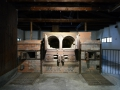 One of the cremators at Dachau.