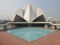 Lotus Temple in Delhi was really cool!