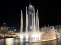 Fountains in dubai.