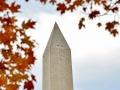 Washington DC in the fall.