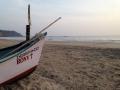Goa beach.
