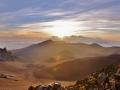 Sunrise on Haleakalā
