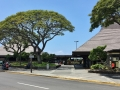Lots of businesses are open-air in the Hawaii, including the Kona International Airport!