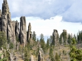 Cathedral Spires, Black Hills, SD