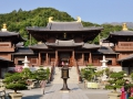 Buddhist temple in Hong Kong. It was also a nunnery.