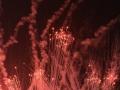 Fireworks in Hong Kong.