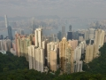Hong Kong from Victoria Peak.