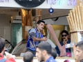 An extremely talented ice-cream slinger in Istanbul.