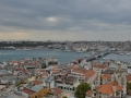 Istanbul from Galata tower.