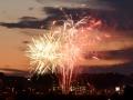 Fireworks in St. Paul