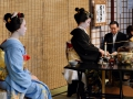 Geisha. They didn't actually do anything other than sit there. Pretty costumes and makeup!