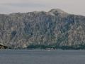 the beautiful fjord around Kotor, Montenegro.