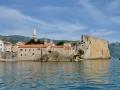 Budva Montenegro. It's a very small old city but it's still neat!