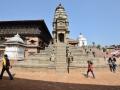 Bhaktapur temple.
