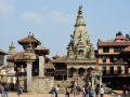 The city of Bhaktupar. There's more temples here per square KM than anywhere else in Nepal.