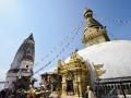 Temple in Kathmandu.
