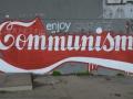Some grafitti at Buzludzha