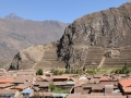 There's incan ruins all over the place in the Sacred Valley.