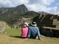 Machu Picchu :).