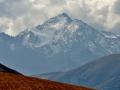 Peru has some big mountains!