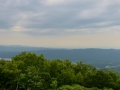 The view of Lake George from Prospect Mountain.