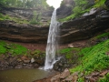 Upper Falls. Kaaterskill Falls, Catskills, NY.