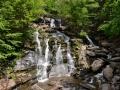 Falls near highway 23, Kaaterskills Falls.