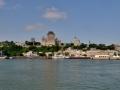 Quebec City waterfront.