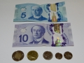 Canadian money is so much cooler than US money!